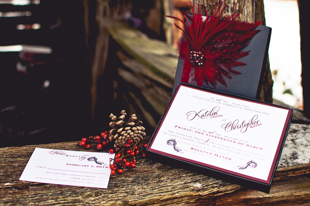 Winter Wedding Shoot By Rachel AClingen