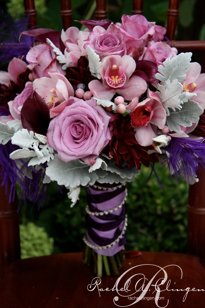 Wedding bouquet at Palais Royale Toronto