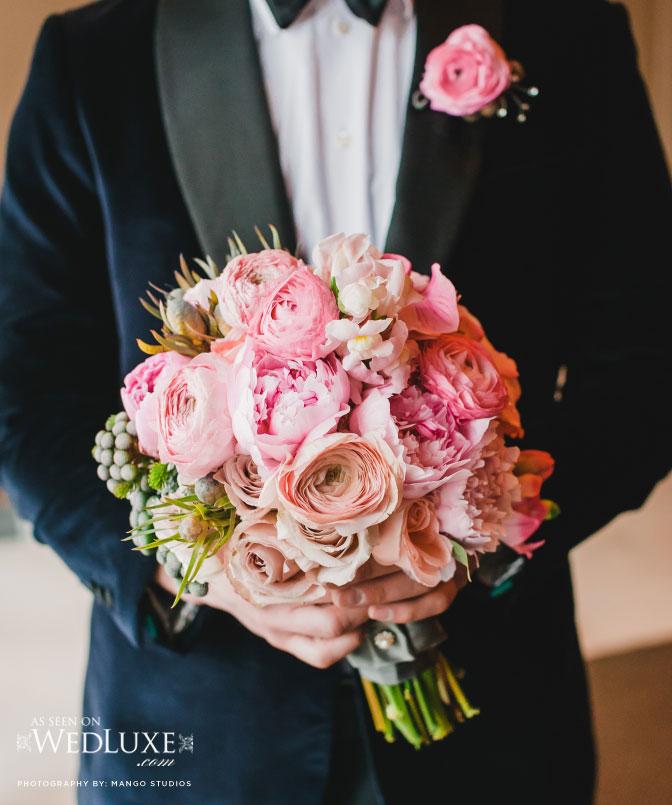Stunning Luxury Wedding Creative At Palais Royale