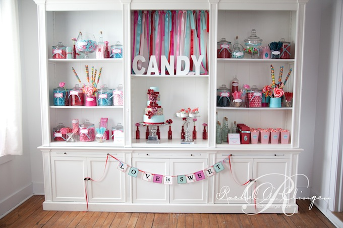 Love is sweet a candy shop wedding wedding decor toronto rachel photography junglespirit Images