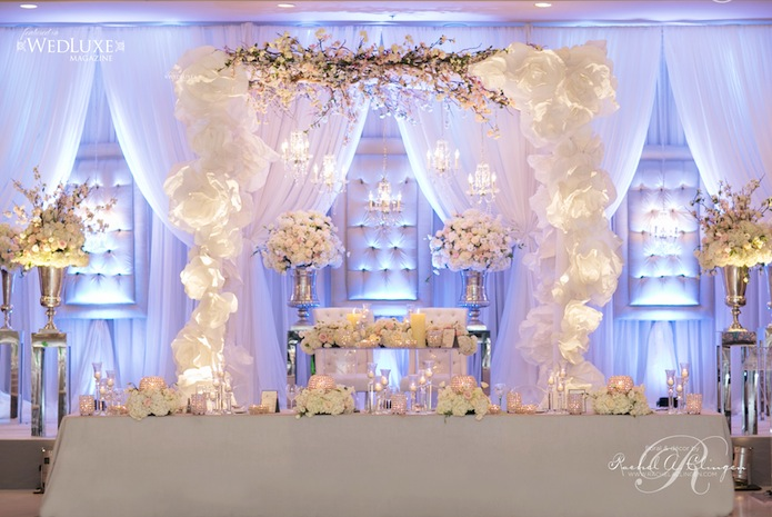 Luxury Wedding Event: Helen And Fonda's Gorgeous Wedding At The Crystal Fountain