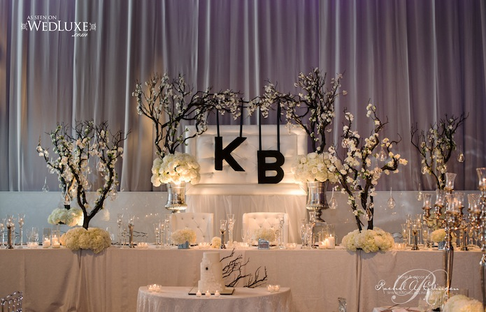 Modern Wedding Head Table Decor Beautiful In The Artifacts Room Liberty Grand