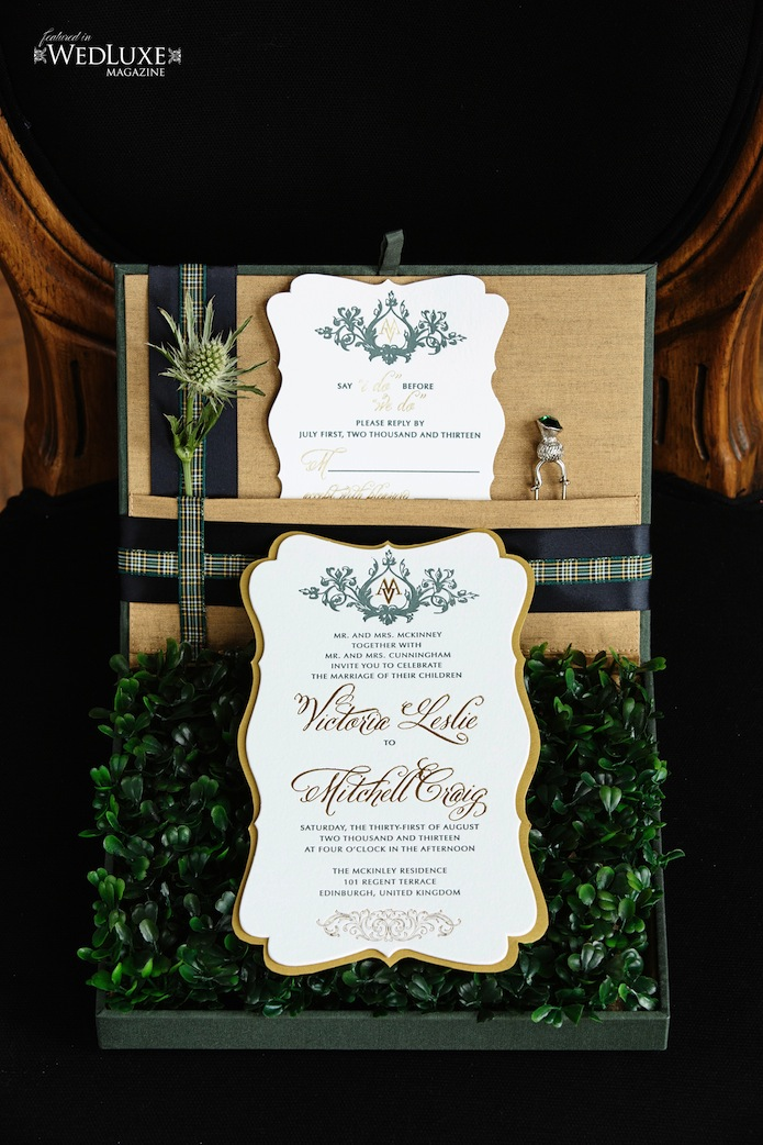 A Scottish Wedding At Casa Loma - Wedding Decor Toronto Rachel A ...