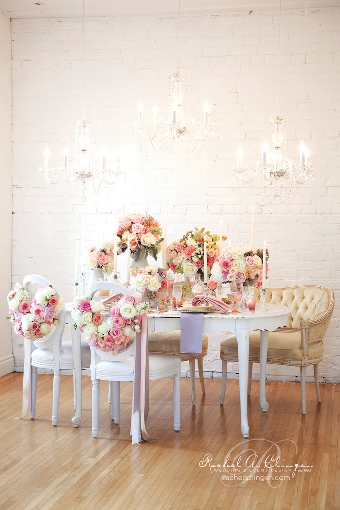 Shabby Chic Wedding Creative