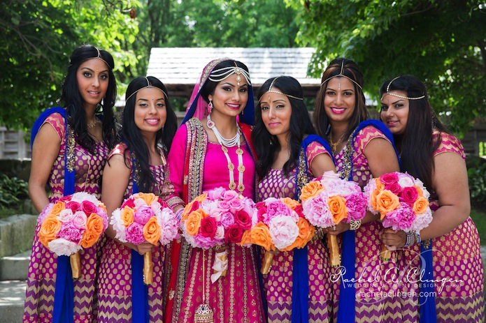 Hindu Wedding Invitations Toronto: A Beautiful Indian Wedding At The Royal York Hotel