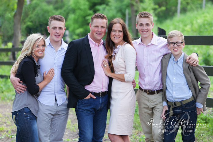Clingen Family Photos