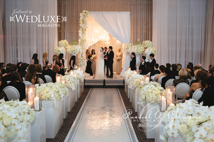 Four Seasons Hotel Weddings By Rachel A. Clingen