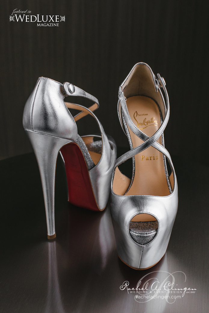 Luxury Wedding Shoes Toronto