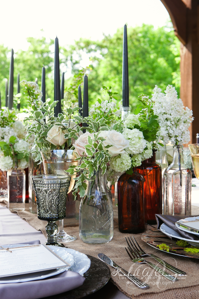 Rustic Event Flowers Toronto