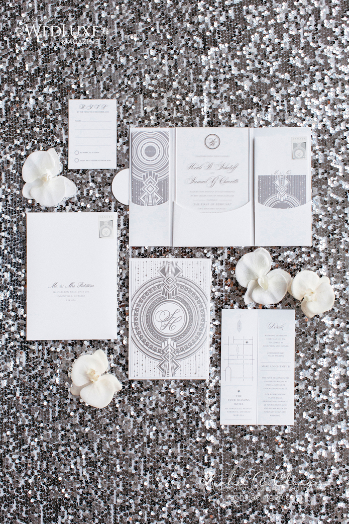 Toronto Weddings Decor Invitations