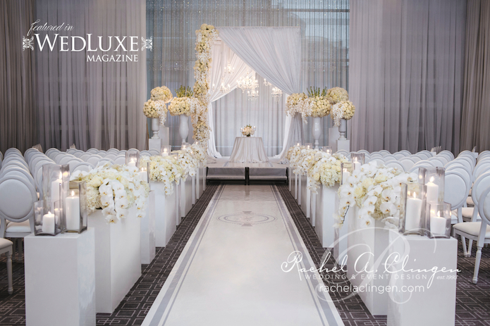 Wedding Flowers Decor Four Seasons Hotel Toronto