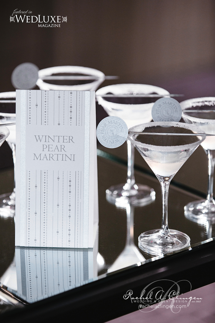Winter Weddings Signature Drink