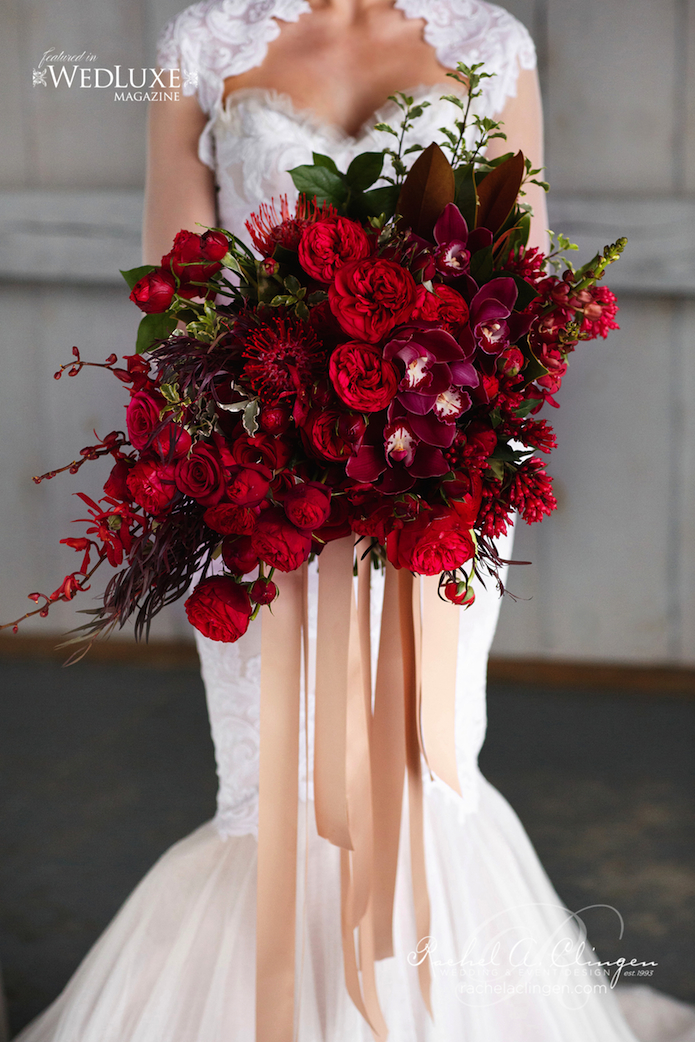 Autumn Wedding Flowers Bouquets Toronto