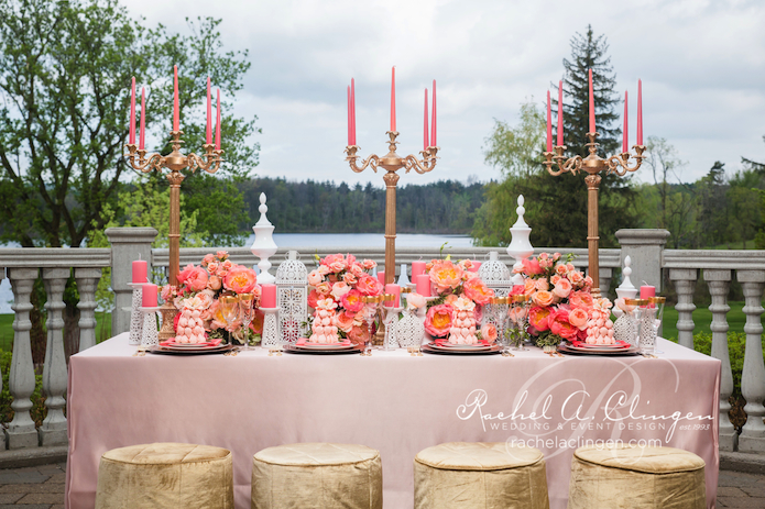 Indian Wedding Decor Headtable Toronto