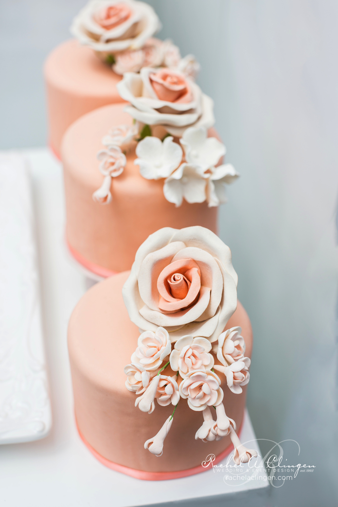 Mini Wedding Cakes Toronto