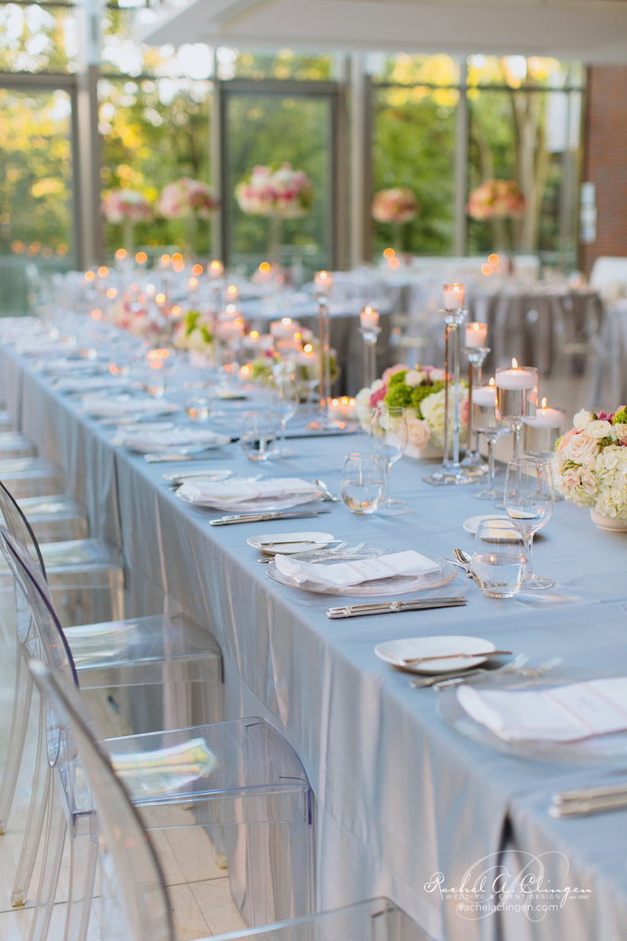 Head Table Flowers Royal Conservatory Music