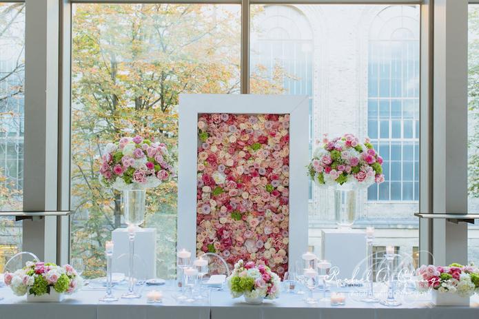 Wedding Flowers Toronto Conservatory Of Music