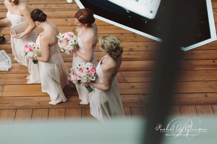 Muskoka Wedding Flowers Bouquets