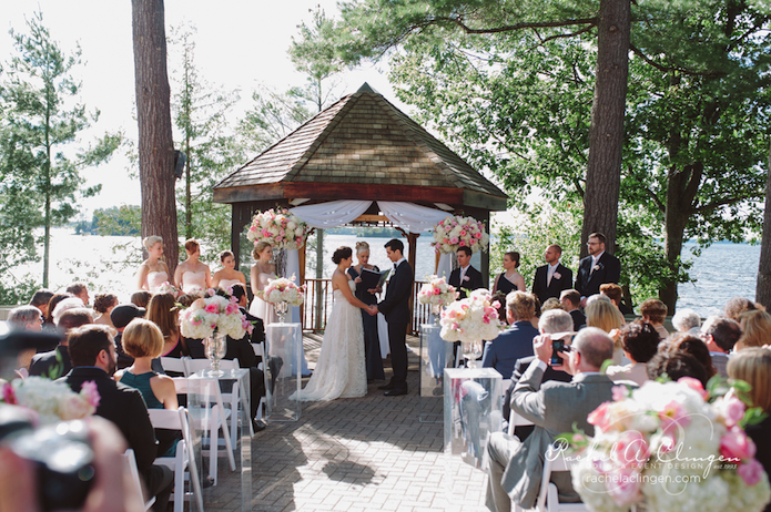 Wedding Ceremonies Muskoka