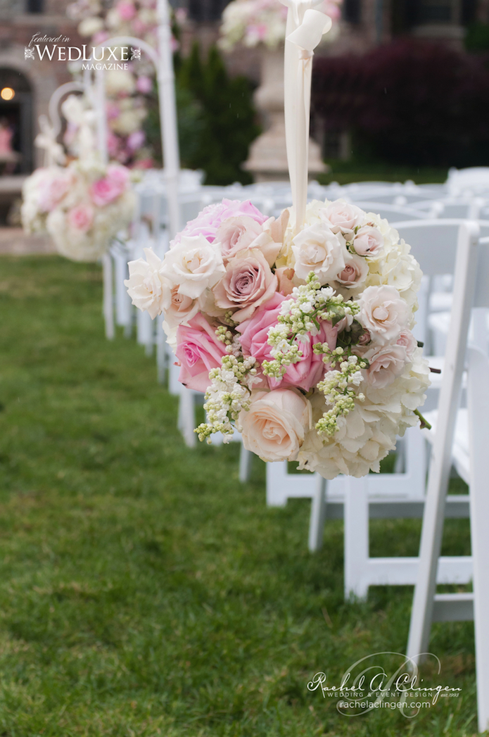 Wedding Cereomony Flowers Decor Toronto
