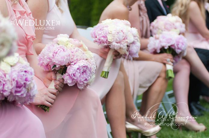 Wedding Flowers Toronto Peonies