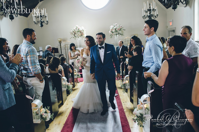 Doctors House Chapel Weddings Daniela Marco