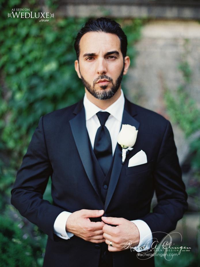Groom Atlantis Wedding Toronto