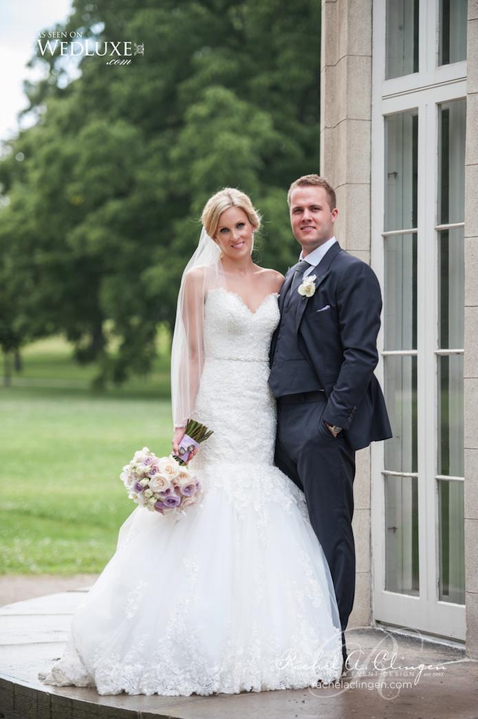 Lavender Wedding Flowers Toronto
