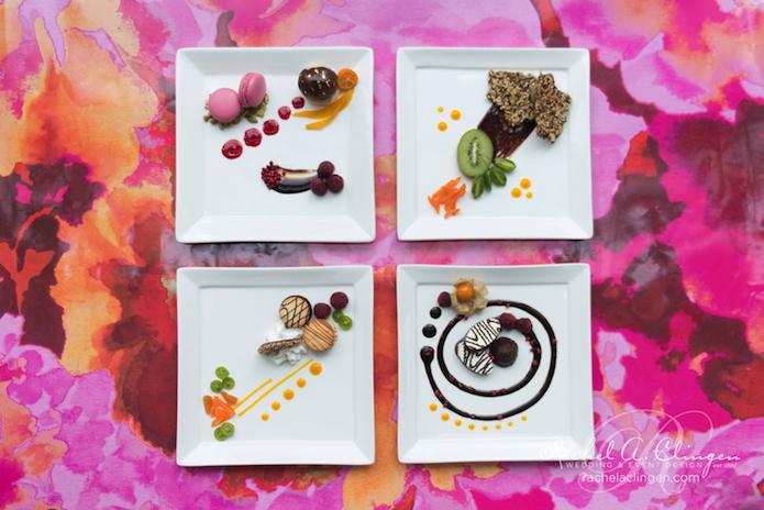 Luxury Food Weddings
