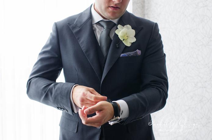 Wedding Decor Toronto Groom