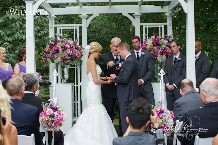 Weddings At Ancaster Old Mill Garden