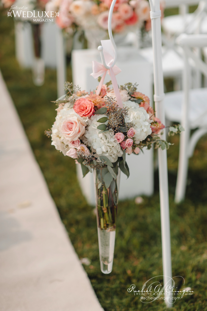Aisle Flowers Weddings
