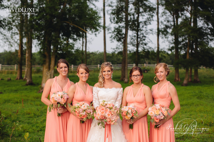 Barn Weddings Ontario Bridesmaids
