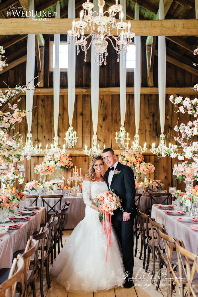 Barn Weddings Ontario Rachel A. Clingen