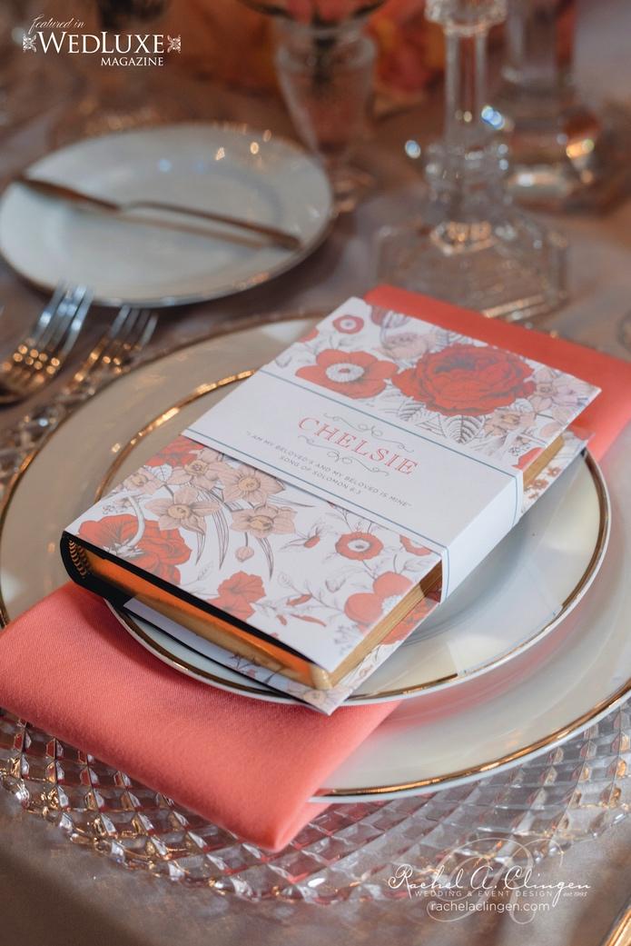 Bridal Party Bibles