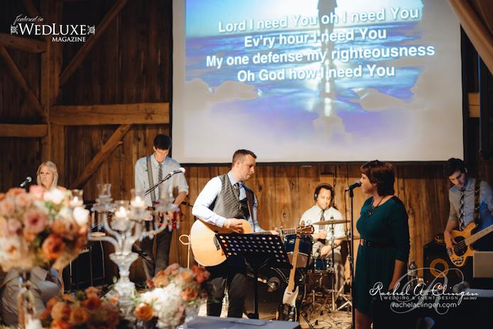 Christian Wedding Band