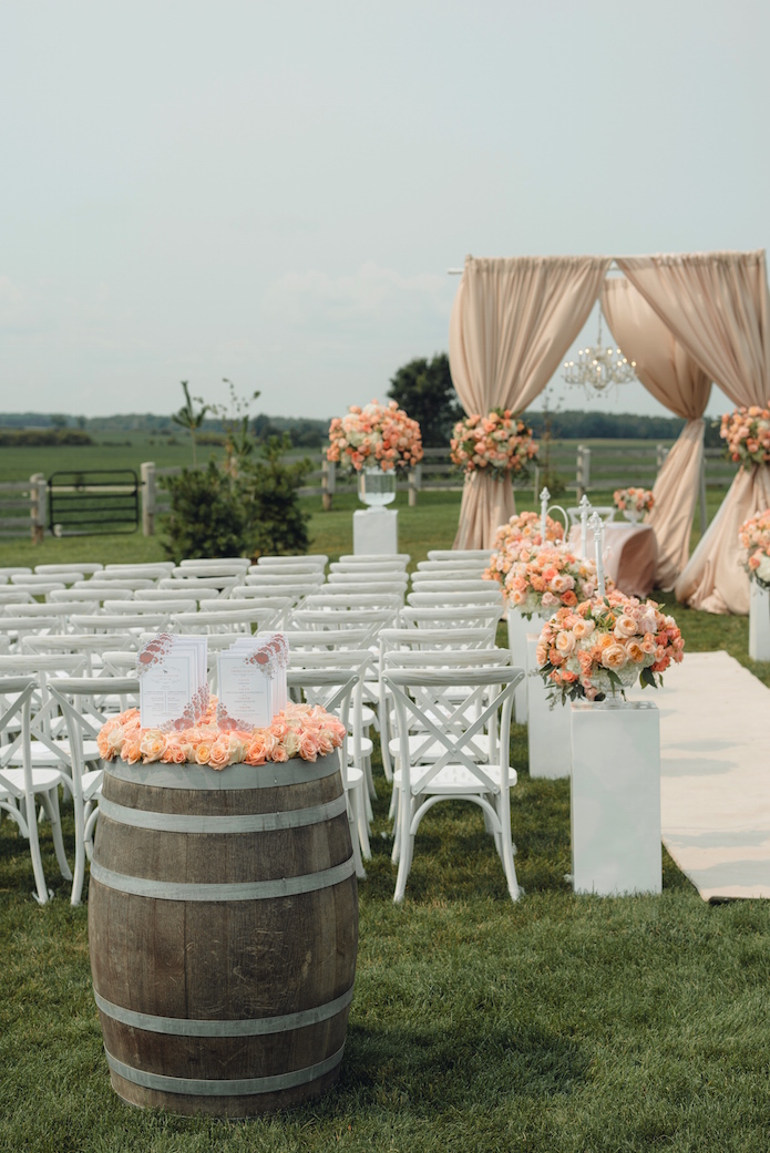 Country Luxury Wedding Ideas