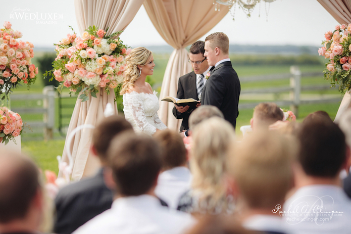 Country Weddings Canopy