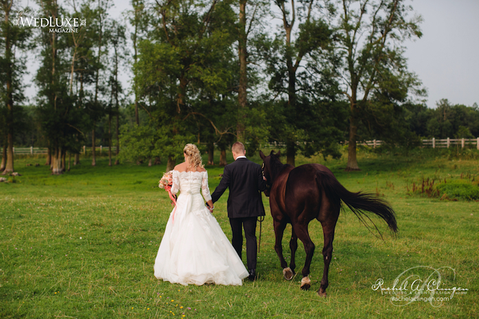 Equestrian Weddings Ontario
