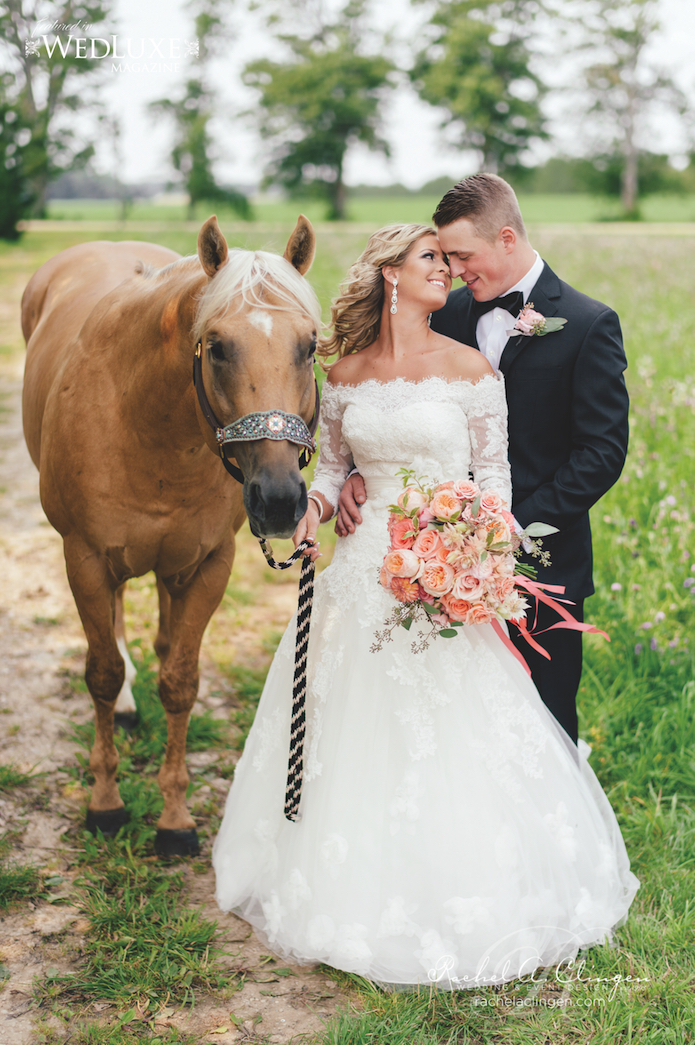 Equine Weddings Caleb Chelsie