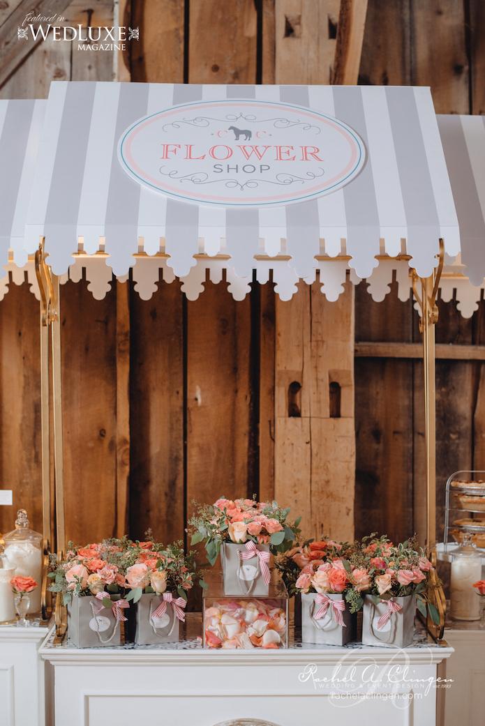 Flower Carts