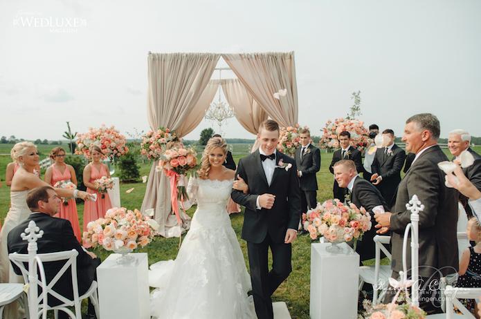 Just Married Caleb Chelsie