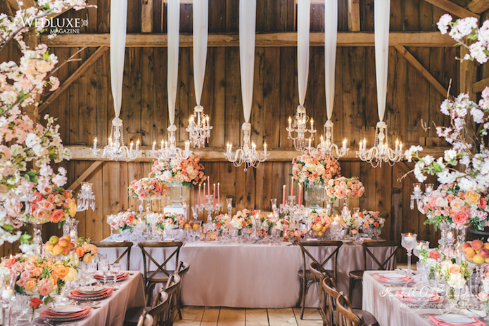 Luxury Barn Wedding Rachel Clingen