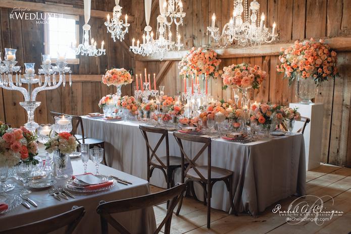 Luxury Head Table Flowers Toronto