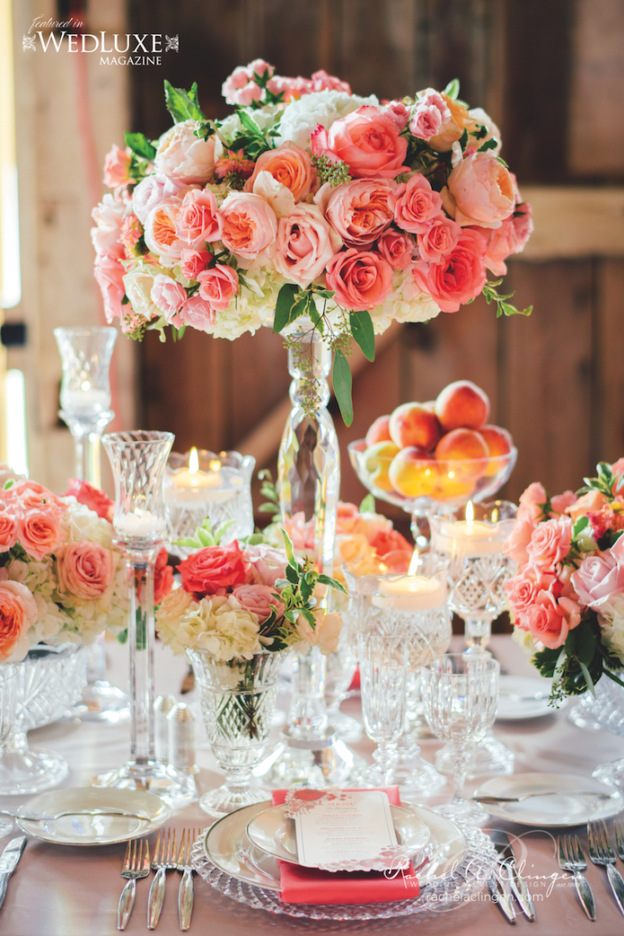 Luxury Wedding Centrepieces Crystal