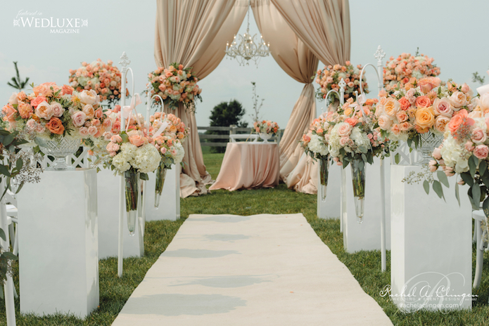 Luxury Wedding Flowers Toronto Country