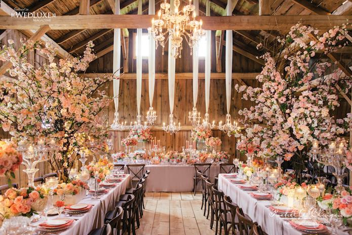 Rachel A. Clingen Barn Wedding