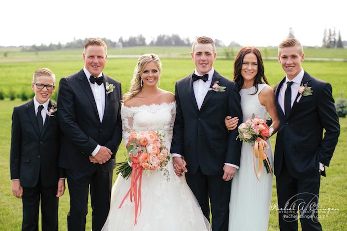 Rachel A. Clingen Family