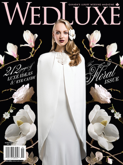 WedLuxe – Winter/Spring 2015