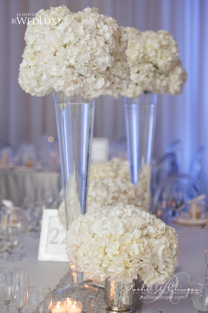 White Wedding Flowers Toronto Le Parc
